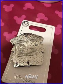 Disneyland Splash Mountain 30th Anniversary Limited Edition Pin. LE Of 1500