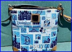 Dooney & Bourke Disney60th Anniversary DisneylandCrossbody19042P S219
