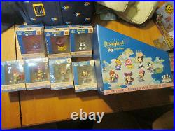 FUNKO POP MINIS Disneyland 65th Anniversary Set 7 COMPLETE CHESHIRE GOOFY + READ