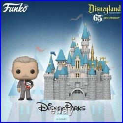 Funko Disneyland 65th Anniversary Walt Disney Sleeping Beauty Castle Confirmed