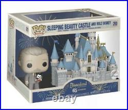 Funko POP! Disneyland 65th Anniversary Sleeping Beauty Castle Walt Disney Mickey