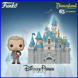 Funko POP! Disneyland 65th Anniversary Sleeping Beauty Castle and Mickey Mouse