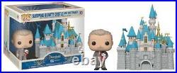 Funko Pop Disneyland 65th Anniversary Walt Sleeping Beauty Castle Confirmed