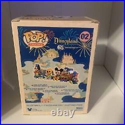 Funko Pop Trains Disneyland 65th Anniversary Goofy in the Casey Jr. Train #02