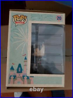 Funko Town Sleeping Beauty Castle & Walt Disney Disneyland 65th Anniversary New