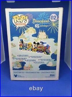 Goofy Casey Jr Train #02 Funko Shop Exclusive Disneyland Resort 65th anniversary