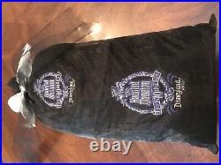 HAUNTED MANSION 40th ANNIVERSARY HAND TOWEL WASH CLOTHS SET OF TWO DISNEYLAND