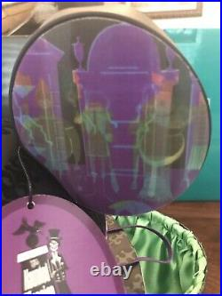 HAUNTED MANSION 40th ANNIVERSARY SHAG MICKEY MOUSE EARS LE 999 DISNEYLAND
