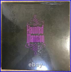 HAUNTED MANSION 40th Anniversary (NEW) CD LP Book BOX SET Disneyland EXCLSVE