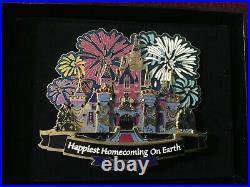 Happiest Homecoming On Earth Disneyland 50th Anniversary Jumbo LE 750 Pin/pins