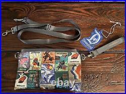 Harveys Disney Disneyland 60th Anniversary Attraction Poster Seatbelt Hip Pack