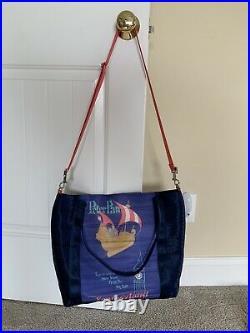 Harveys Disneyland 60th Anniversary Peter Pan Seatbelt Tote Bag