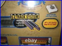 MIB Disneyland Railroad 50 Year anniversary N-Scale by Bachmann withE-Z track