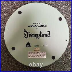 Mickey Mouse at Disneyland Park Big Figure 50th Anniversary