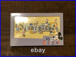 NEW Disneyland Park 65th Anniversary Marquee Jumbo Pin LIMITED EDITION-IN HAND