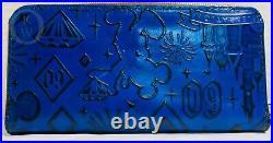 NWTDooney & BourkeDisneyLeatherDisneyLandAnniversary Wallet21170C S167A