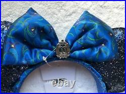 New CUTE Disneyland CLUB 33 Le Salon Nouveau Minnie Mouse Ears 65th Anniversary
