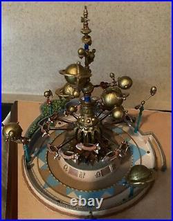 Olszewski Disney Astro Orbiter 50th Anniversary Disneyland Tomorrowland