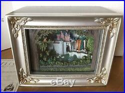 Olszewski Disneyland 60th Anniversary Gallery of Light Morning Opening Day 1955