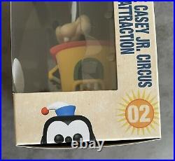 PoP! Funko Disneyland 65th Anniversary Goofy on the Casey Jr. Train #02 Not Mint
