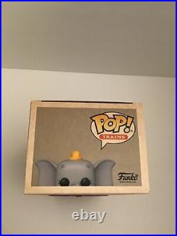 PoP! Funko TRAINS Disneyland 65th Anniversary Dumbo on the Casey Jr. Train #05