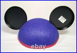 RARE Disneyland 55th Anniversary Limited Edition Mickey Mouse Ear's Hat