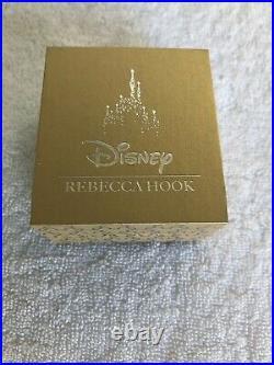 RARE Disneyland Club 33 Indiana Jones 25th Anniversary Necklace Rebecca Hook