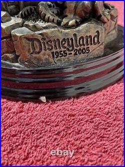 Rare Disneyland 50th Anniversary Adventureland Figure Larry Nikolai Jungle Cruis