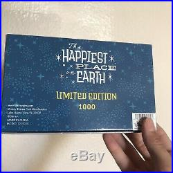 SHIPS TODAY! DISNEYLAND PARK 65th ANNIVERSARY MARQUEE BOXED JUMBO PIN