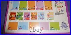 Shag Disneyland 50th Anniversary Stationery Set