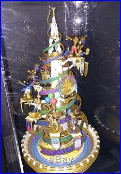 TDR 35th Anniversary Celebration Tower Figure Props Tokyo Disneyland Disney Sea