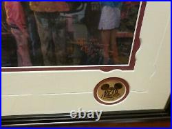 Thomas Kinkade Disney 50th Anniversary Disneyland