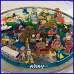 Tokyo Disneyland Disney sea Diorama figure Model mickey 25 Year Anniversary Used