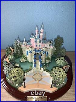 Used Disneyland Olszewski Sleeping Beauty Castle Main Street 60th Anniversary